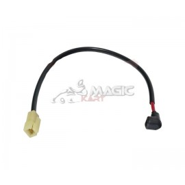 (13) STARTER CABLE ASSY rotax