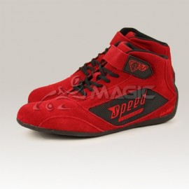 Speed chaussure karting Milan KS-2 rouge