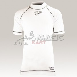 Speed T-Shirt Cardiff TSS-1 blanc