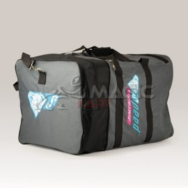 Speed sport bag Aachen SB-1 grey/black
