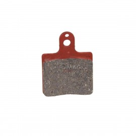 FRONT BRAKE PAD MA20 RED