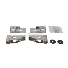 Rear Bumper Hardware Kit