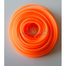 durite essence orange fluo