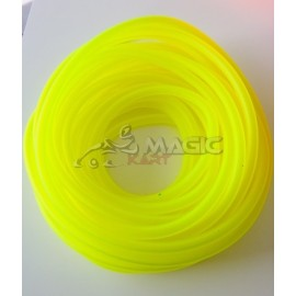 durite essence jaune fluo