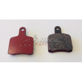 Cobra brake pad for OTK karting BS5-SA2
