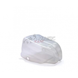 RAINBOX TRANSPARENT FOR AIRBOX KG NITRO / POWER