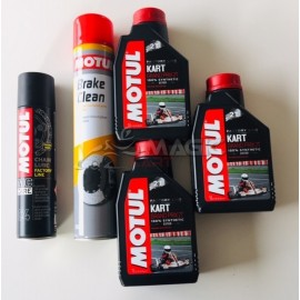 Pack Motul start-kart