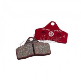 Front brake pad KZ BSS (1 pieces)