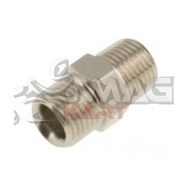 """Brake pipe's straight connector M10x1-1/8"""""""