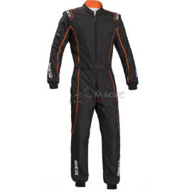 Combinaison karting Sparco KS-3 GROOVE noir/orange