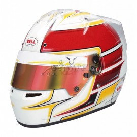 CASQUE KARTING BELL KC7-CMR 2016 LEWIS HAMILTON
