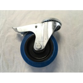 Front wheel with brake Dalmi 160mm