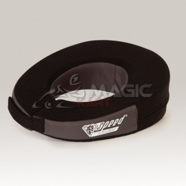neck support oval Regensburg NSO-1 black/grey
