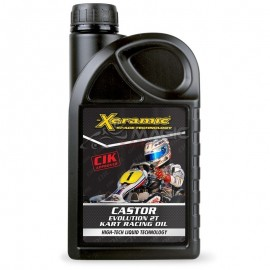 Xeramics 2T Kart Racing Castor Oil 1 l