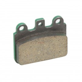 Rear Brake Pad MA20 - Green