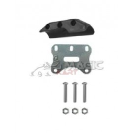 Rear brake disc guard kit CRG KZ GLM
