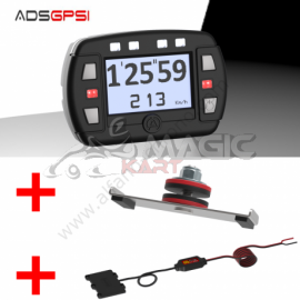 ALFANO DSGPSi + support + cordon d'alimentation 12 v