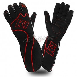 Gants karting RS1 rouge