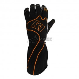 Gants karting RS1 orange