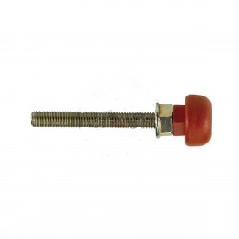 M10 Chain Stretcher Bolt L.100mm, plastic head