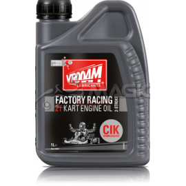 HUILE VROOAM FACTORY RACING 2T