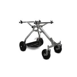 EVOLUTION ALUMINIUM – LIFT KART TROLLEY STONE