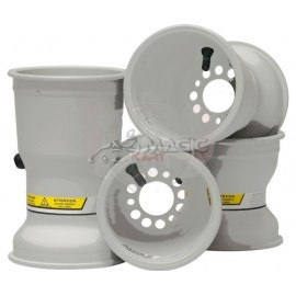 Set 4 jantes 9F MG Oxitech 130/212mm 58mm