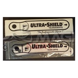 Paquet 20 Tear-offs Ultra-Shield Zamp