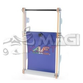 Curtain WITH SUPPORTS Screen Radiator for IAME X30