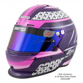Casque Zamp RZ-62 Graphic SA2020