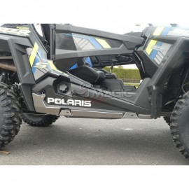 Protection Latérale bas de caisse POLARIS RZR 900 S /1000 S / 1000 XP / TURBO
