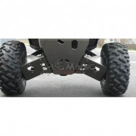 Protections Triangles AR Alu POLARIS RZR 900 S / 1000 S